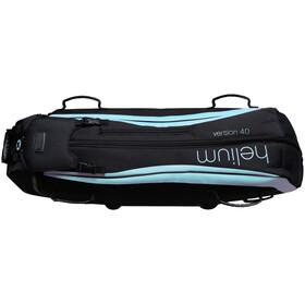 Biknd Helium V4 - Housse de transport - noir/turquoise